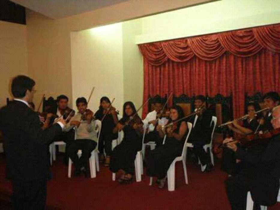 Piano Guitarra Violin Etc. Clases Musica