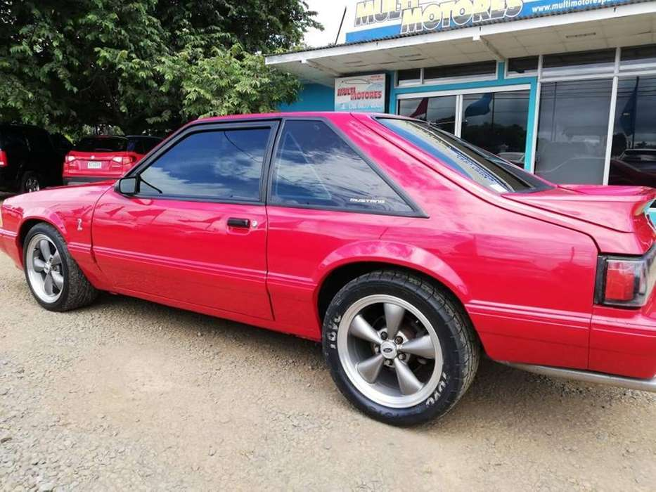 Ford Mustang 1993 - 100 km