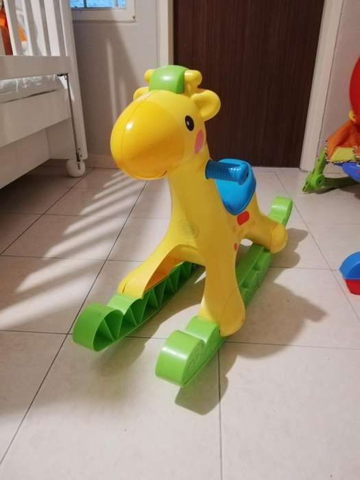 Girafa Fifher Price