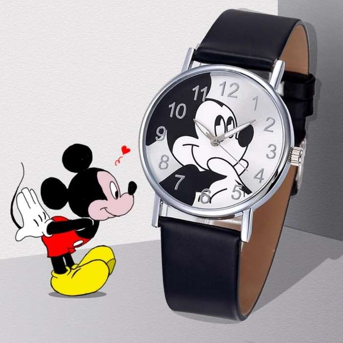 Reloj Unisex Mickey Mouse