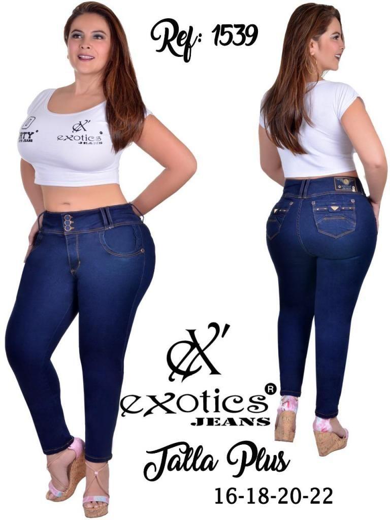 5568f9867 Jeans para gorditas - Dosquebradas