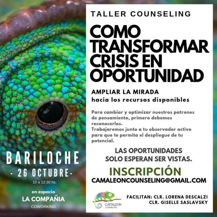 TALLER COUNSELING -