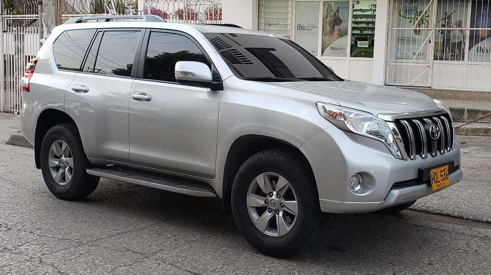 Toyota Prado 2016 - 130000 km