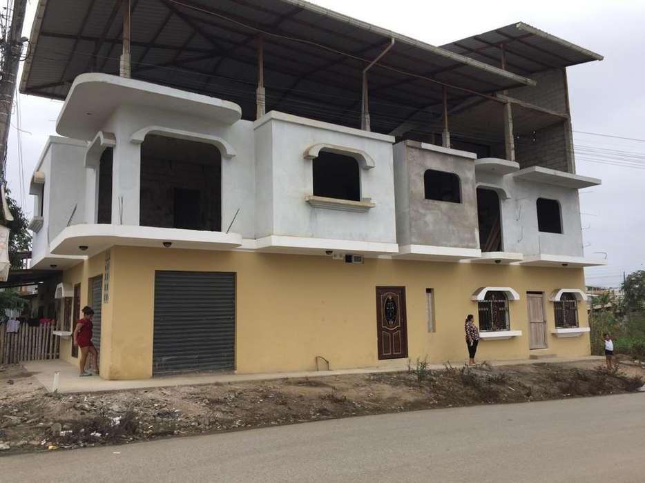 Se Vende Esta Casa en Santa Rosa Barrio