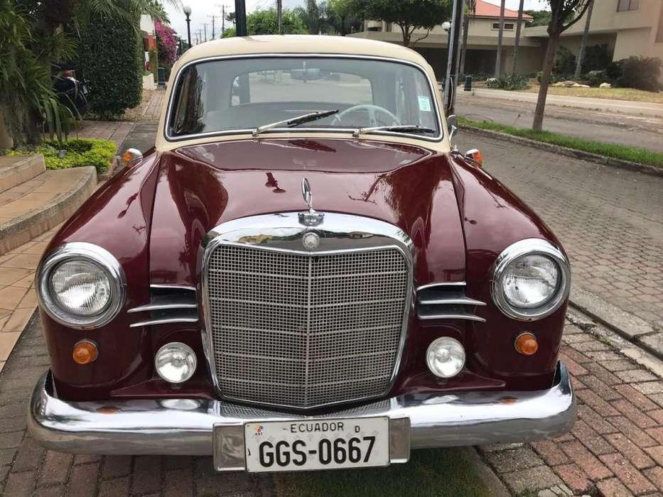 Mercedes-Benz Otro 1960 - 2000 km