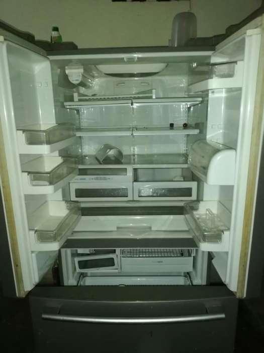 Refrigeradora 2puertas