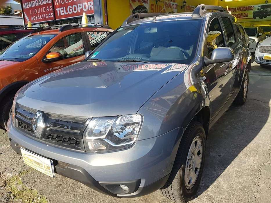 Renault Duster 2017 - 12000 km