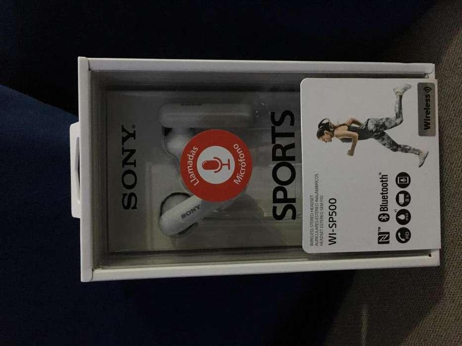 Audifonos SONY sports Bluetooth Nuevos