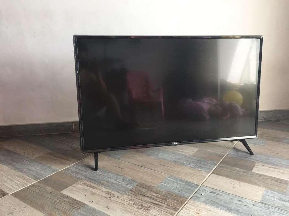 Vend Tv 43UK6300PDB con Pantalla Qebrada