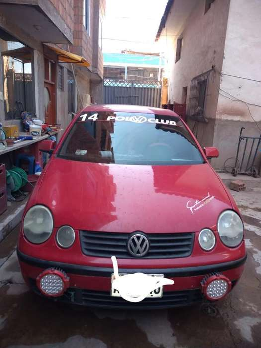 Volkswagen Polo 2004 - 159896 km