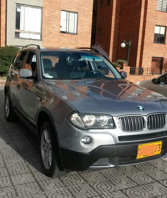 <strong>bmw</strong> X3 2009 - 72000 km