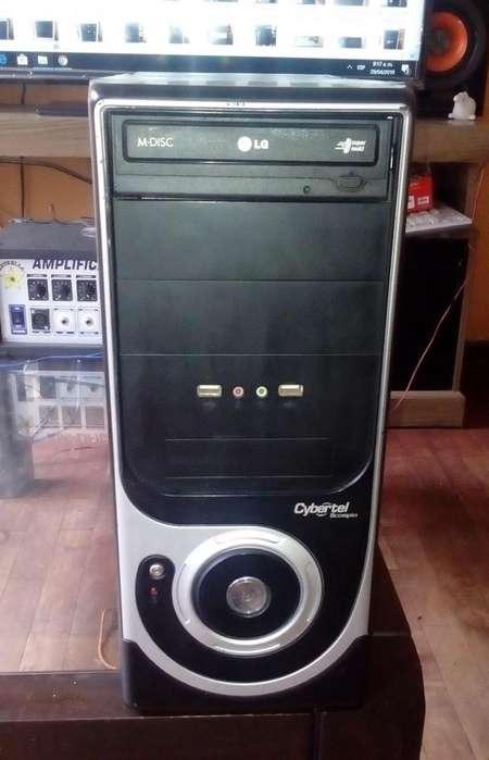CORE2 DUO con wifi,chipset INTEL,RAM 2GB,dd160gb,grab dvd,SOLO CPU