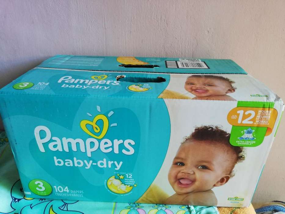 Pampers Talla 3