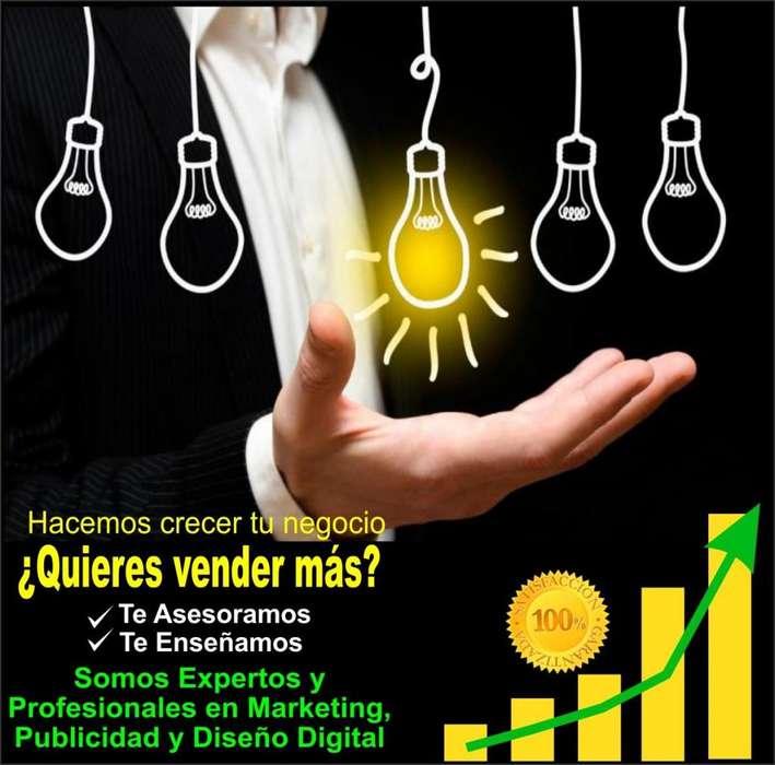 Cursos de Marketing, Publicidad y Diseño para Redes Sociales