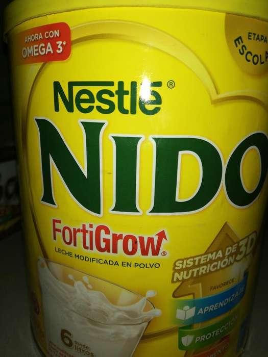 Vendo Leches Nido Tarros