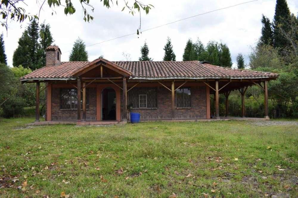 FINCA. UBICADA EN EL MUNICIPIO DE SOTAQUIRA (BOYACA) VEREDA BOSIGAS CENTRO A UN KILOMETRO DE LA AUTOPISTA PAIPA - TUNJA