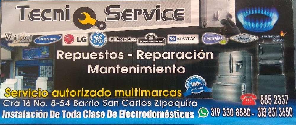 Reparación de Neveras, Lavadoras