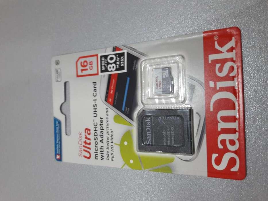 MEMORIA SANDISK 16 GB