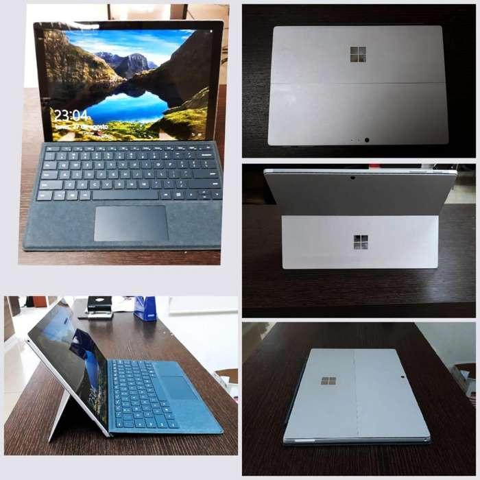 Surface Semi Nueva i5, 7ma generación, 256 GB de memoria, 8 GB RAM