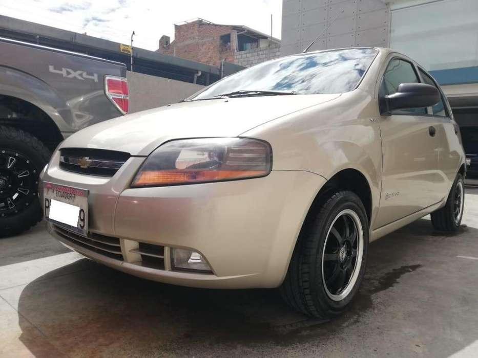 Chevrolet Aveo 2012 - 99038 km
