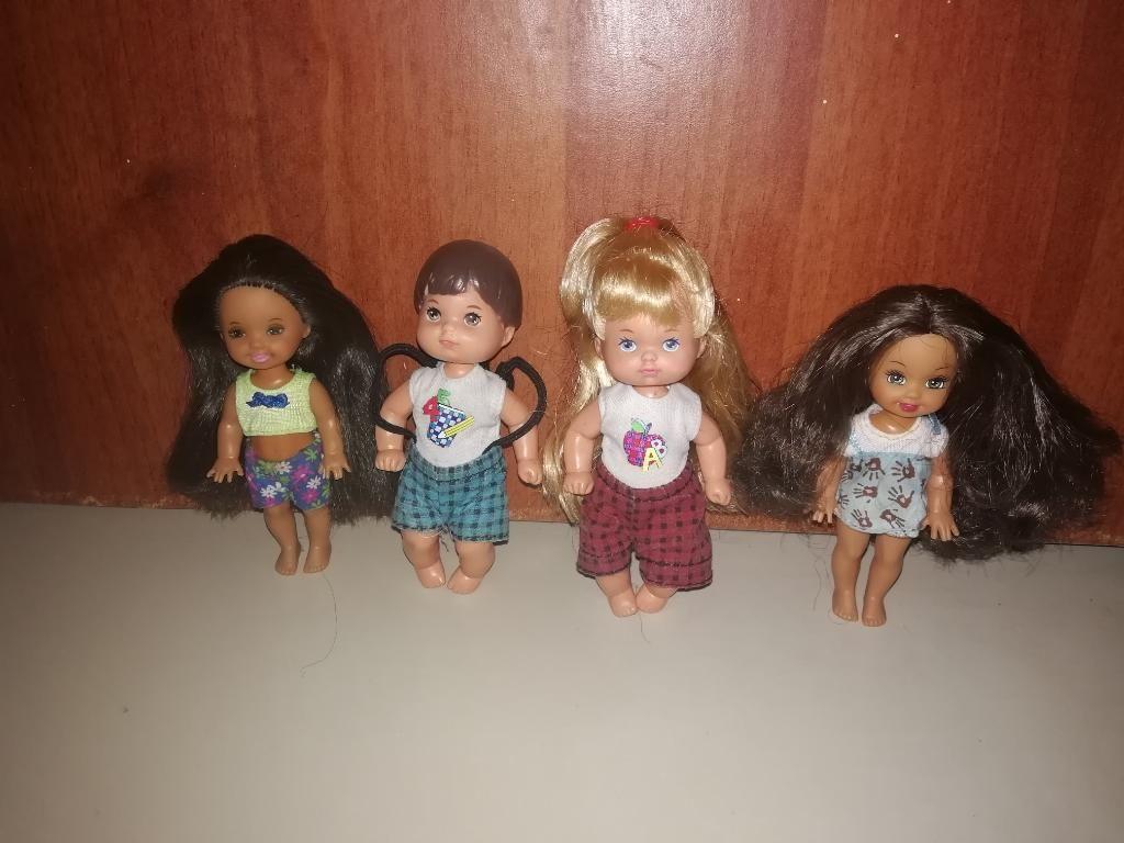 Niños Barbie