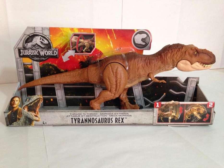 Tiranosauro Rex Jworld 2 Mattel Nuevo