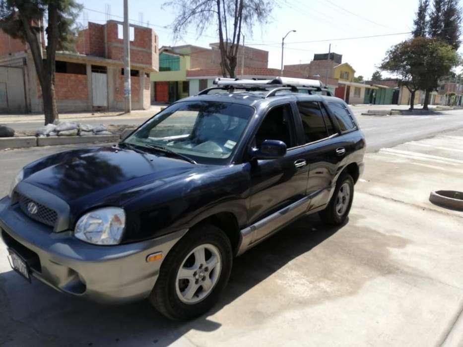 <strong>hyundai</strong> Santa Fe 2004 - 106 km