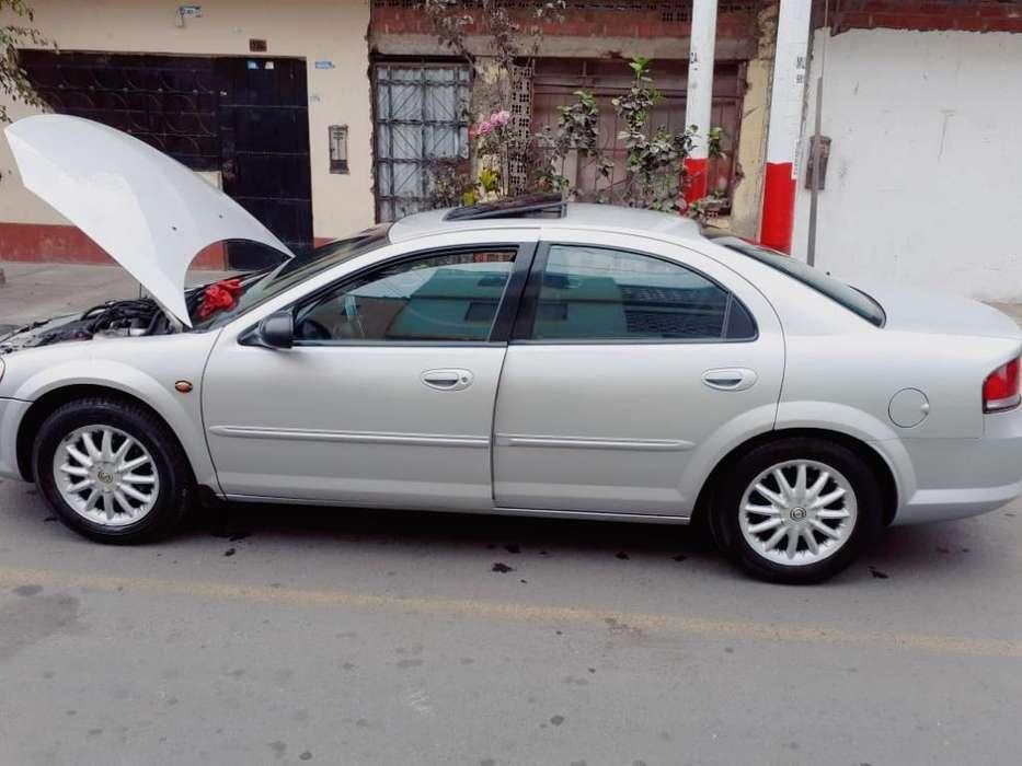 Chrysler Sebring 2001 - 120000 km