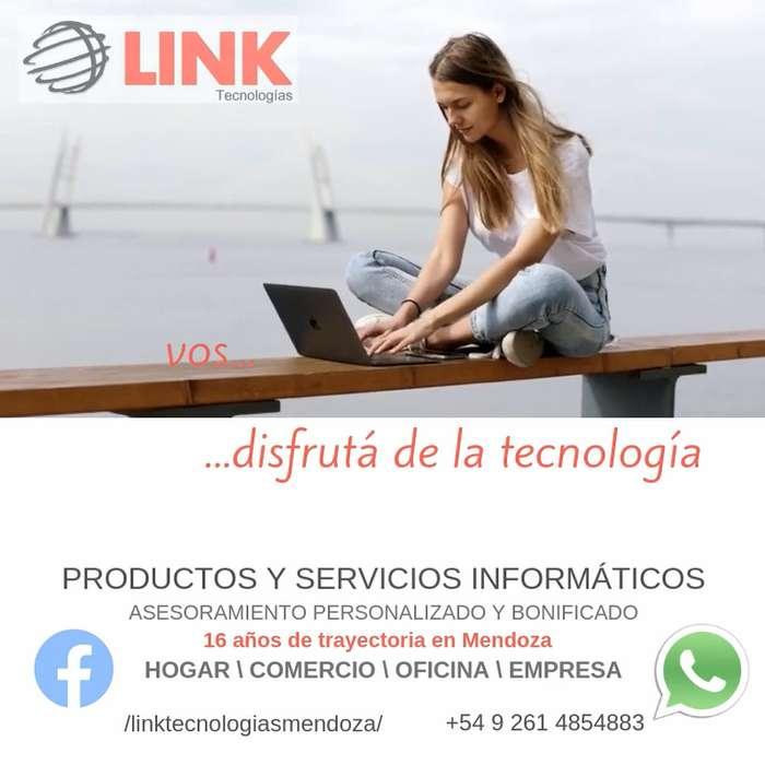 Informática - Productos y Servicio Técnico - Hogar - Comercio - Empresas
