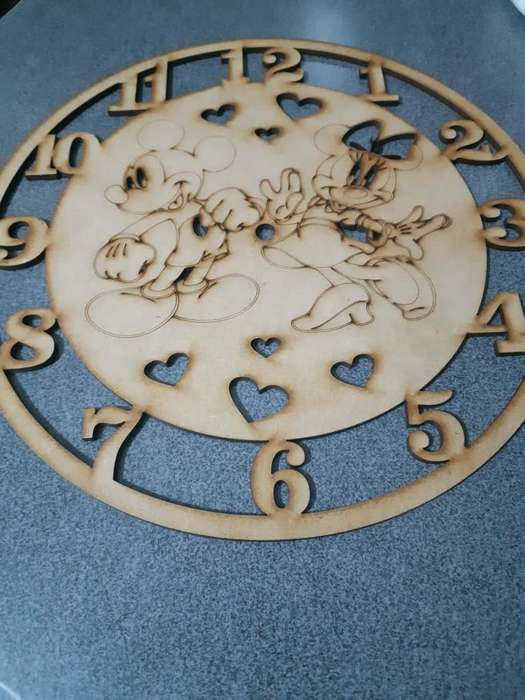 Reloj Infantil Fibrofacil