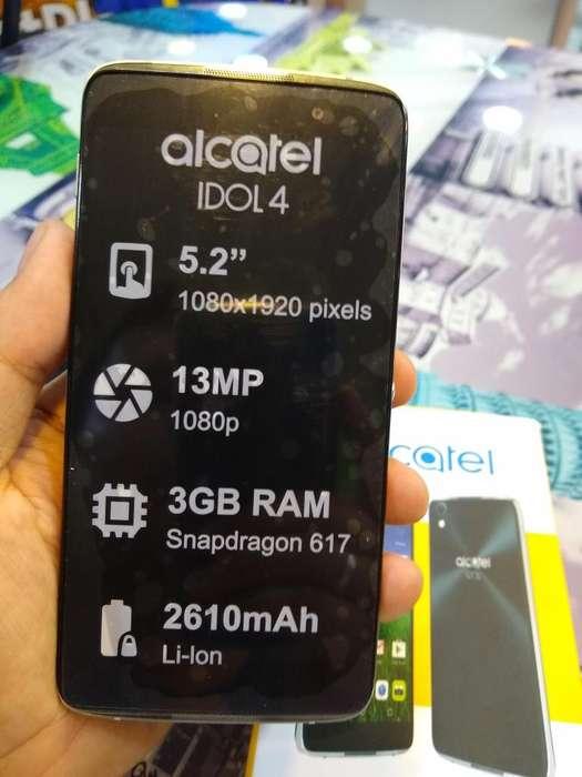 Alcatel Idol 4 Nuevo