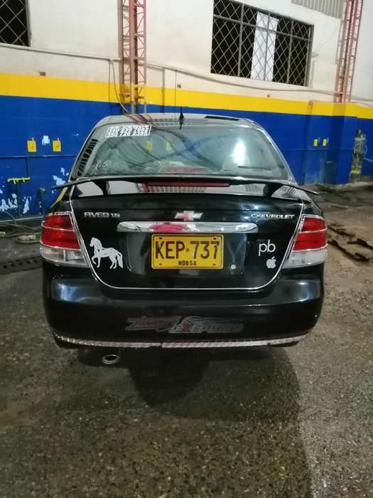 Chevrolet Aveo 2012 - 111 km