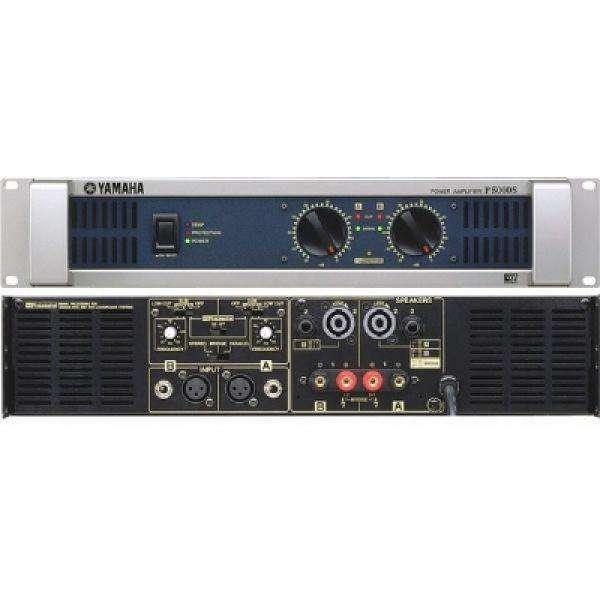 Yamaha P5000S Amplificador 500 wrms