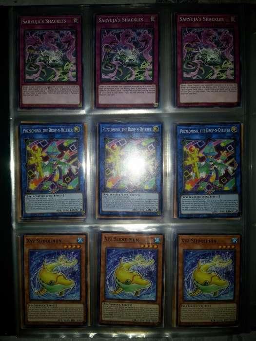 Yu-gi-oh! - 79 Cartas De Dark Neostorm