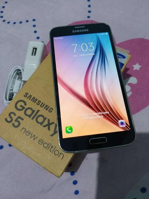Samsumg S5 New Edition Como Nuevo <strong>barato</strong>