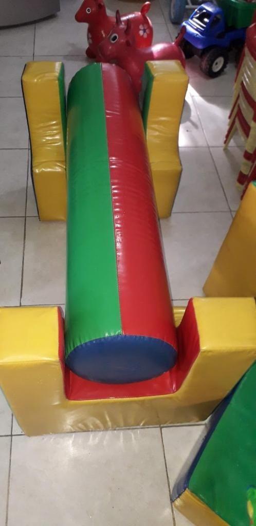Juego de Espuma Gimnasia para Niños 7 Pz - Barranquilla