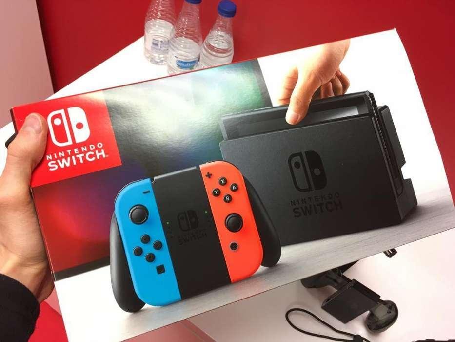 Nintendo Switch Mario Odessey Premium