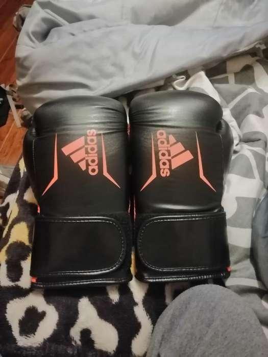 Guantes de Box <strong>adidas</strong>