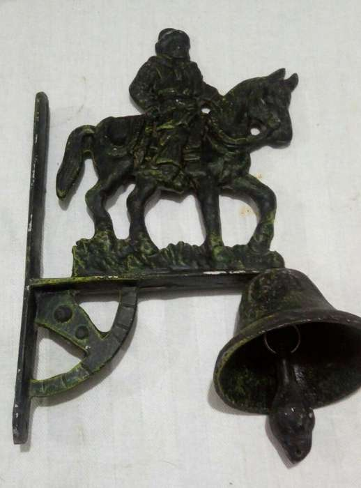 Llamador <strong>campana</strong> de Resero de Fundicion