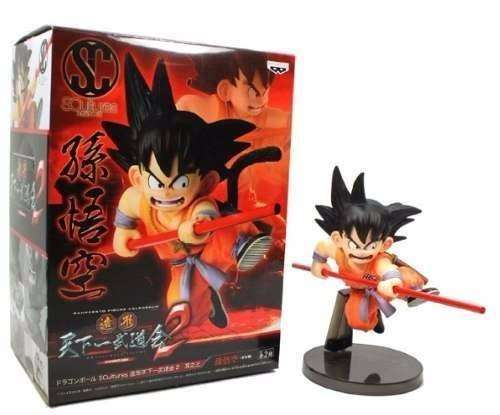 Figura Coleccion Dragon Ball Z Goku Niño