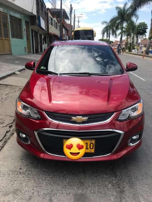 Chevrolet Sonic 2017 - 30000 km