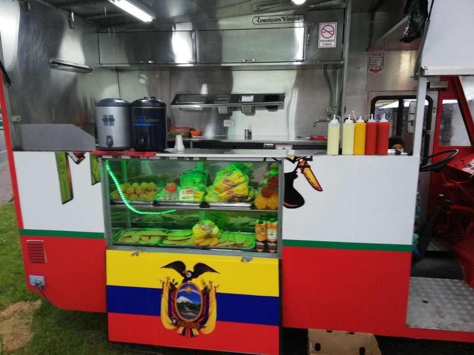 Se Vende Hermoso Food Truck