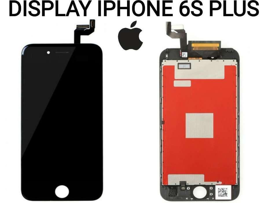 Display de iPhone 6s Plus Instalado
