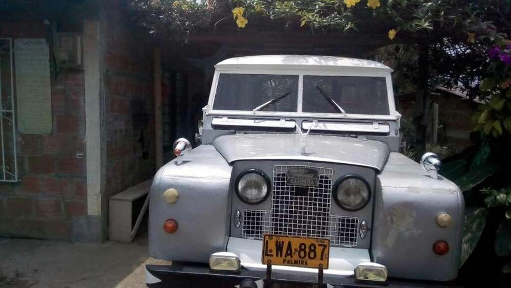 Land Rover <strong>santana</strong> 1970 - 151600 km