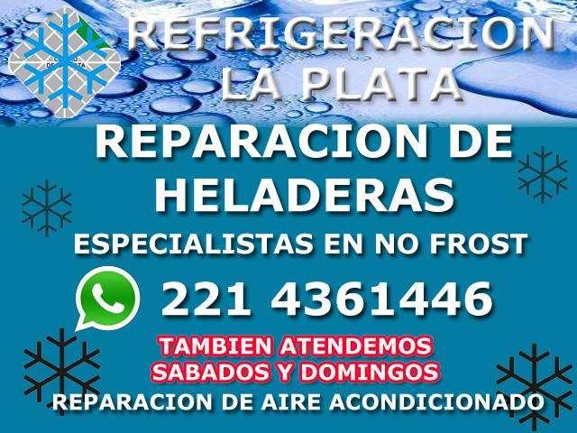 SERVICIO TECNICO DE HELADERAS – TODAS LAS MARCAS NO FROST