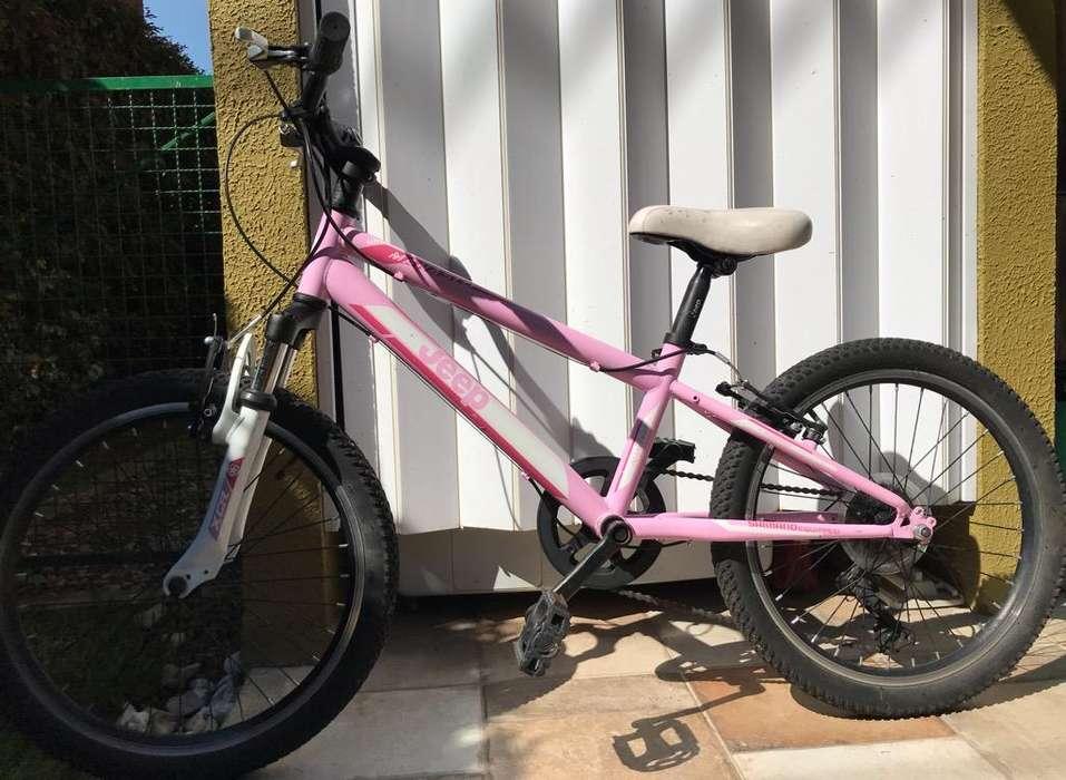 Bicicleta Jeep Rin 20