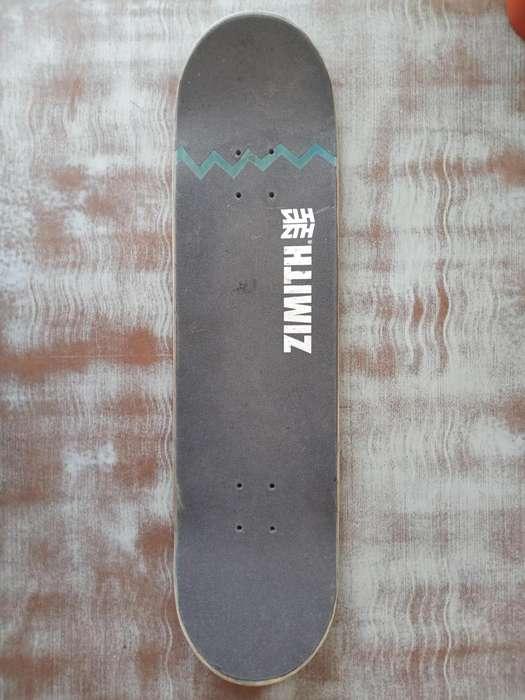 Tabla Skate Zimith con lija.