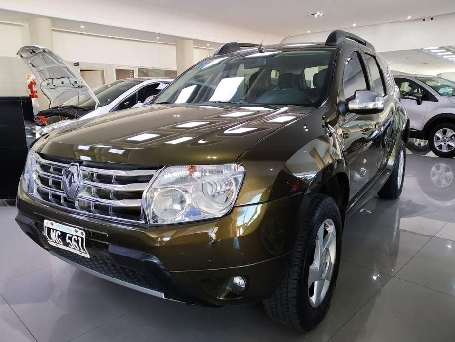 Renault Duster 2012 - 124819 km