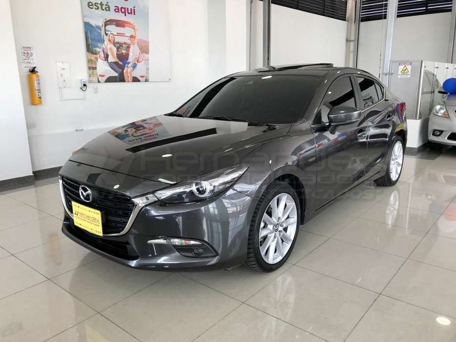 Mazda 3 2017 - 24400 km