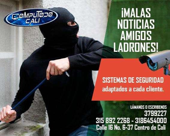 SISTEMAS DE SEGURIDAD CON TOTAL GARANTÍA. COMPUTODO CALI